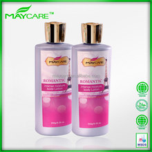 Natural Extract Hydrating Whitening Lightening Refreshing OEM Organic Skincare Spray Tanning Firming Body Lotion
