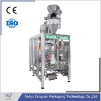 VFS560 automatic Box type bag packaging machine line for flour, milk powder, coffee powder