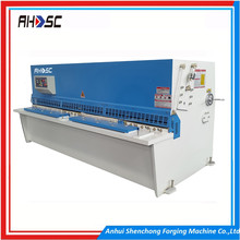 2017 New Type Metal Sheet Cutting Machine QC12k 4X2500mm Hydraulic Shearing Machine For Sale