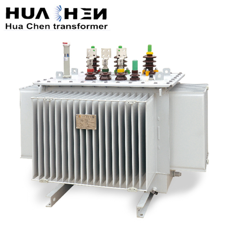 100kva power transformer/oil immdersed/high voltage transformer