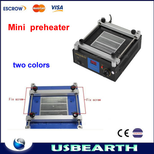 preheat station, infrared heating station, infrared preheater circuit board Rework, Reflow, Reball