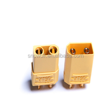 XT90 Battery Connector Bullet Connector Set 10 Male and Female Connectors for RC LiPo Battery Motor