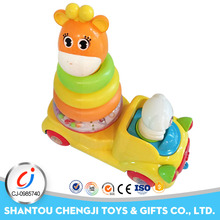 High quality educational plastic car sliding deer toy for kids