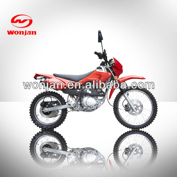 Best Price Used 125cc Motorbike For Sale Well (WJ125GY-D)