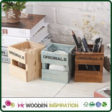 Liquid pen wooden box for School Stationery Set