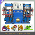 double head 63T automatic silicone bracelet making machine with PLC control