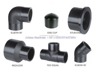 HDPE Pipe Fittings MOLD PE 100