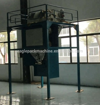 Organic fertilizer Bagging Machine with CE (XY-P25W)