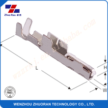 1.0 crimp terminals application wire harness and auto connector terminals 6762061