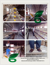 Antirust laying hen used rabbit cages for sale / commercial rabbit farm cage