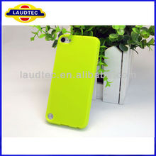 silicone phone case for ipod touch 5 , colorful tpu case for ipod touch 5--Laudtec