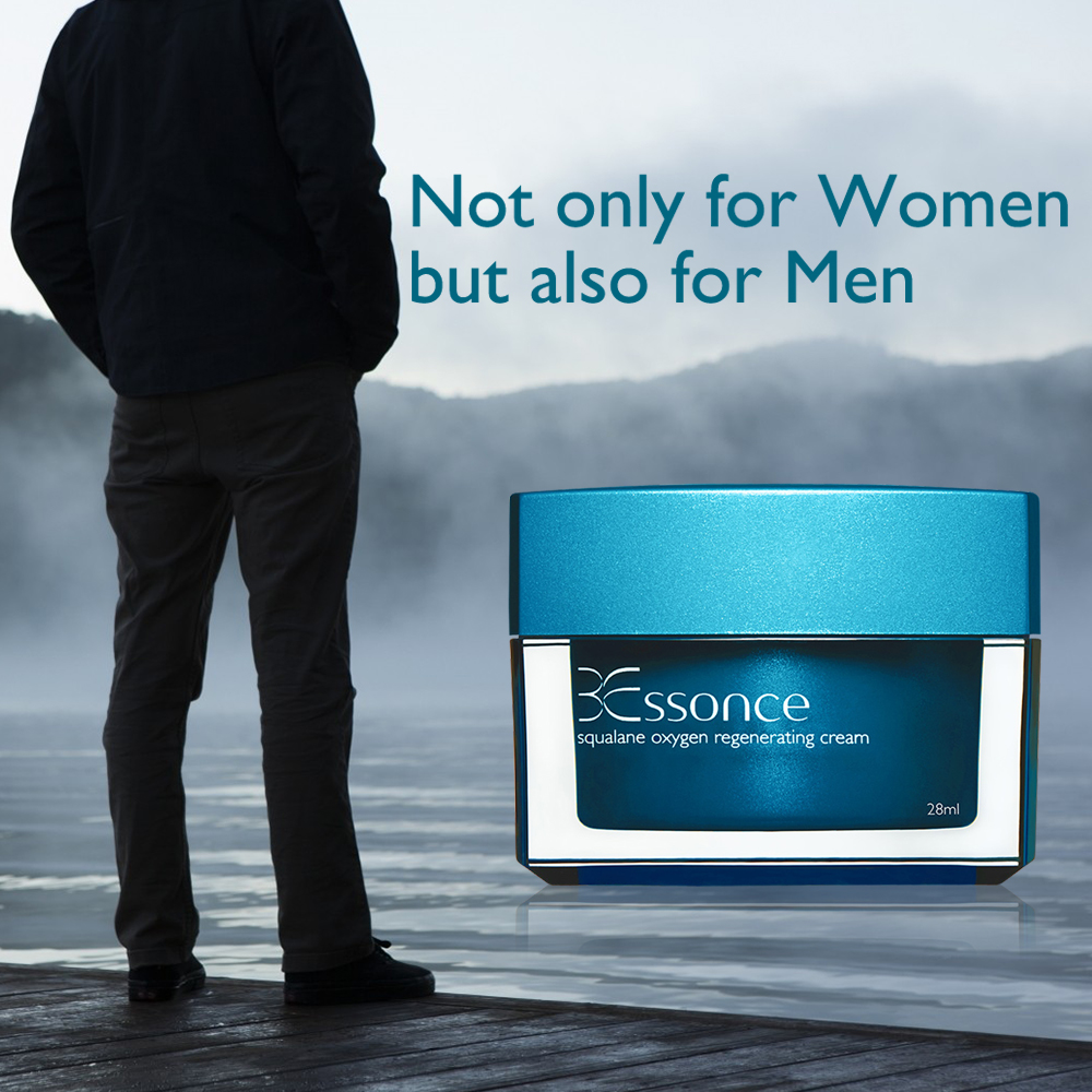 Hot Sale In Europe Men Balance Water And Oil Moisturizing Cream