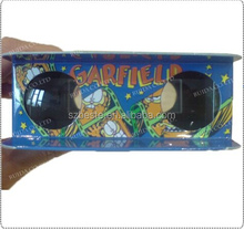good selling paper glasses gift! paper 3d stereo viewer/telescope glasses