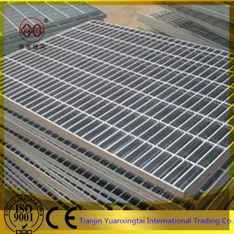 China galvanized floor plate mesh steel grating/steel driveway grates grating