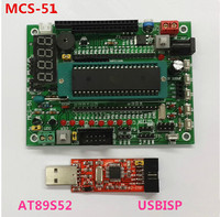 AT89S52 51 microcontroller development boards MCS51