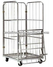stainless steel roll cage( factory)