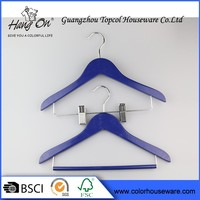 Simple Style good quality Wooden Hanger Stand