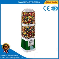 Automatic Retail Double Candy Vending Machine