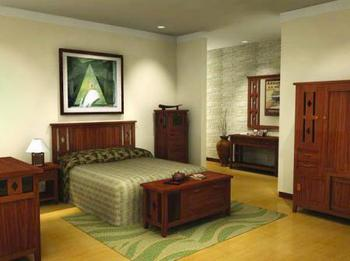 Diamond Bed Room Set