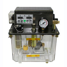 Automatic Pumping for Lubrication System