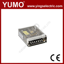 YUMO Q-120D 120W 5/12/24V Quad output series High efficiency power supply Switching Power Supply