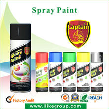 [Captain Brand] Aerosol Motorcycle Spray Paint
