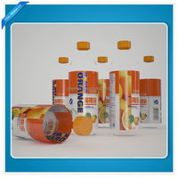 Transparent PVC Shrink Film
