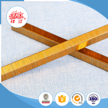 2017 Qianjiang nail factory 84 series metal construction concrete staples steel nail