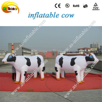 Giant Inflatable Cow Milka Model - Buy Inflatable Cow ...