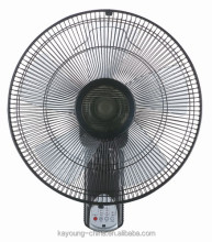 Hydroponic wall fan / figure 8 oscillation wall mounted fan