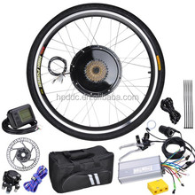 1:1 Intelligent Pedal Assistant System Electric Bike Kit 48v 1000w brushless dc motor