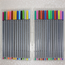 Xiyuan 30 colors Hexagonal Fineliner Water Color Pen