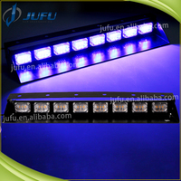 19 Inch 24LED 7Flashing Mode Car Emergency Vehicle Dash Warning Strobe Flash Light Red Blue Amber White Green