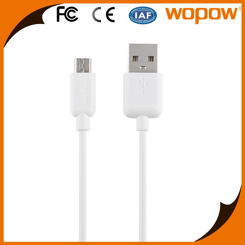 Wopow LC503 hot sale usb data cable for samsung mobile phone