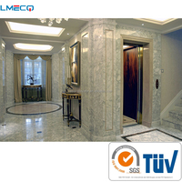 home elevator for residential with safe,beautiful and small space features and satisfy all kinds of demands