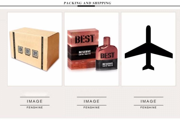 Novos produtos quentes para 2017 perfume embalagem caixa de lata de metal