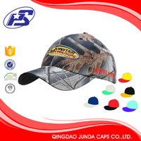 made in china grass green baseball cap with solar fan
