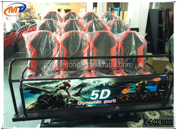Mobile truck amusement rides simulator /5d 6d 7d motion cinema 5d cinema theater equipment with high quality