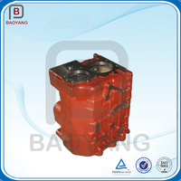 high quality agriculture cast iron elevator reduction gear box