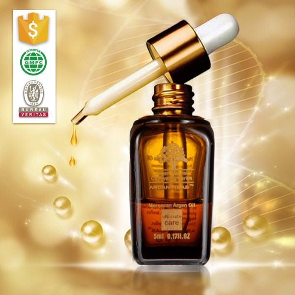 100% pure cosmetics hair restoration essential argan oil