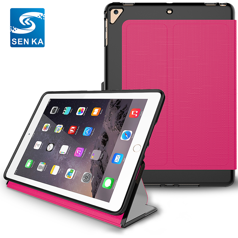 New Products Explosion Proof Kids Leather Flip Case for <strong>iPad</strong> Pro 9.7