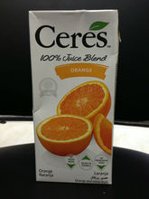 Ceres Juice Orange 12x1ltr