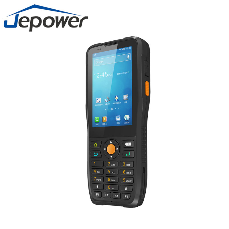 handy waterproof dustproof pda 1d and 2d bar code verifiers
