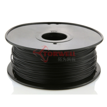 Black 1.75mm ABS Filament FFF/FDM 3D Printing Materials,0.5kg,1kg,2kg,5kg/spool