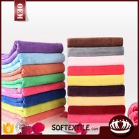 china manufacture bright weft knitted microfiber cleaning cloth