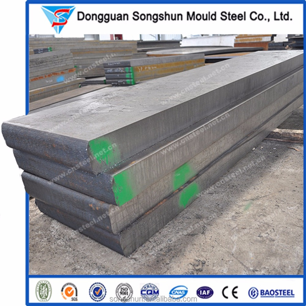 A36 Hot Rolled Mild Steel Sheets Q235B Alloy Flat Steel