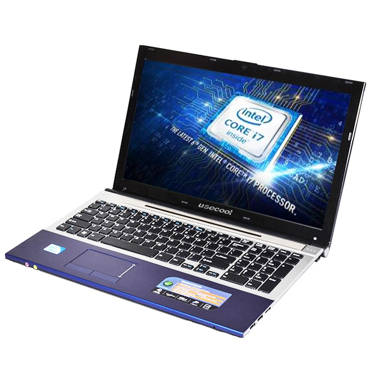 Cheapest 15.6 inch Intel i7 3517u 1.9- 3.0GHZ Cpu 8G Ram750G HDD with DVD RW laptops