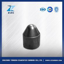 Hot selling rock drill tungsten carbides 34mm taper button bit with great price