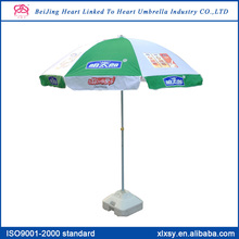 Cheap outdoor patio garden waterproof big beach umbrella