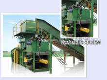"The bale can be binded into ""---"" and ""#"" shape baler machine with reasonable price"